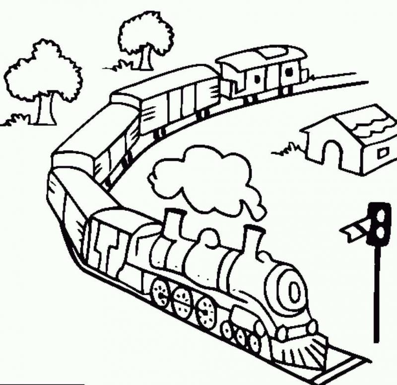 Gambar Kereta Api Untuk Mewarnai Kereta Api Sebagai Transportasi Utama Rakyat Halaman 1 Kompasiana Com