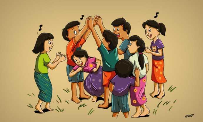 Apa Kabar Permainan Tradisional Di Era Sekarang Kompasiana Com