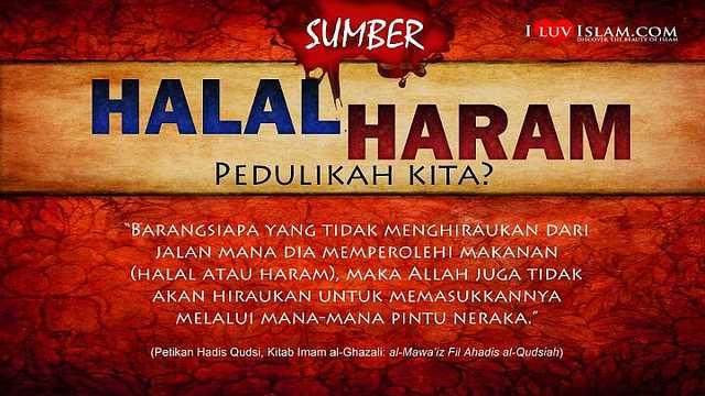 Image result for rezeki yang halal
