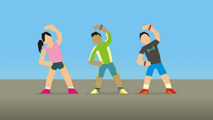 Enam Olahraga Ringan Bebas Pegal untuk Anda yang Tidak Punya Banyak Waktu  Halaman all - Kompasiana.com