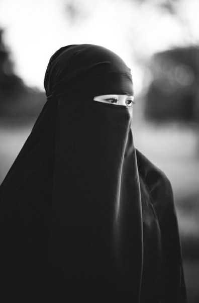 Wanita Bercadar Itu Unik Bukan Teroris Kompasianacom
