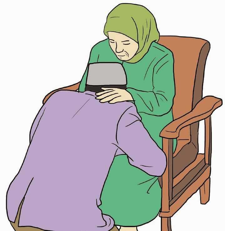 Wahai Pria Berbaktilah Kepada Orangtua Walau Sudah Menikah Jangan Sampai Azab Ini Menimpamu Halaman All Sriwijaya Post