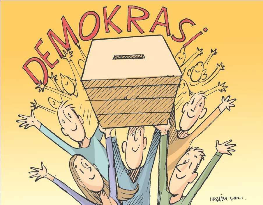 Demokrasi Di Indonesia Dulu Hingga Kini Halaman 1 Kompasiana Com