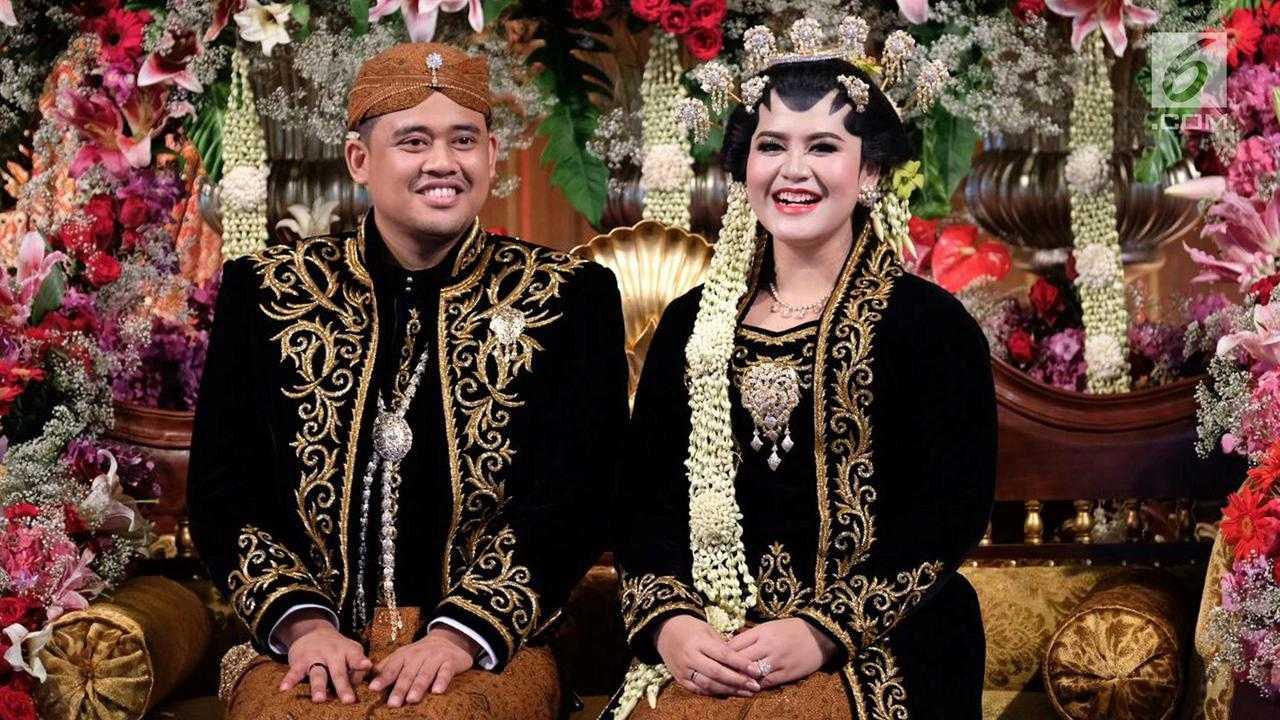 Keganjilan Dalam Pernikahan Anak Jokowi Oleh Junaidi Khab Kompasiana Com