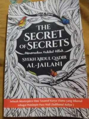 Kitab Rahasia Syekh Abdul Qadir Al-Jailani Halaman all