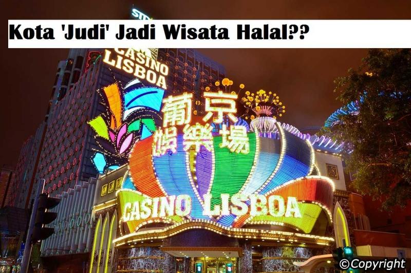 Kota Judi Jadi Wisata Halal Oleh Dear Risna Halaman All