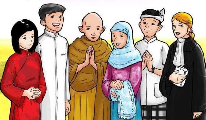 Keberagaman Di Indonesia Oleh Billy Julian Kompasiana Com