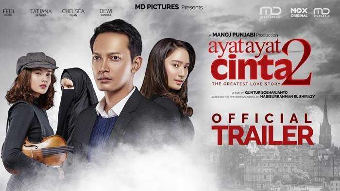 Menjadi Saksi Cerita Fahri Lewat Film Ayat Ayat Cinta 2 Oleh M