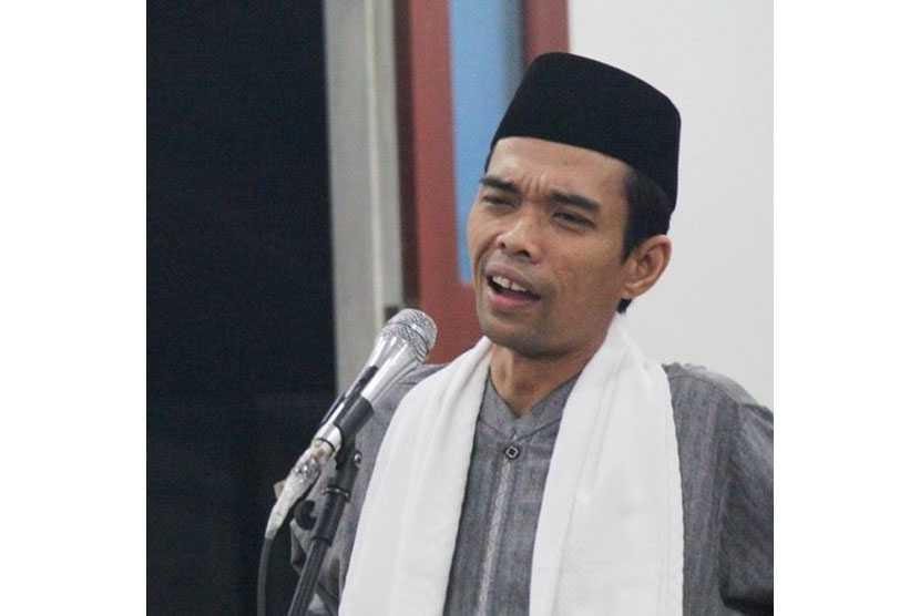 Artis Idolakan Ustaz Abdul Somad, Jangan Geram pada ...