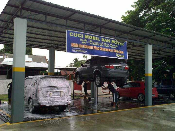 Anda Ingin Membuka Usaha Cuci Mobil Ini Alat Alat Yang