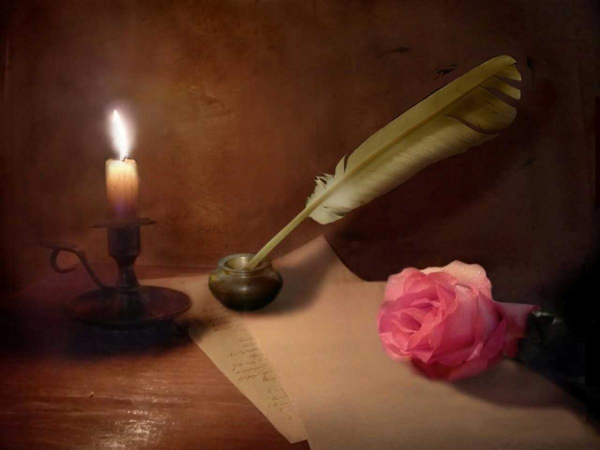 Puisi Surat Cinta Ali Untuk Fatimah Azzahra Kompasiana Com