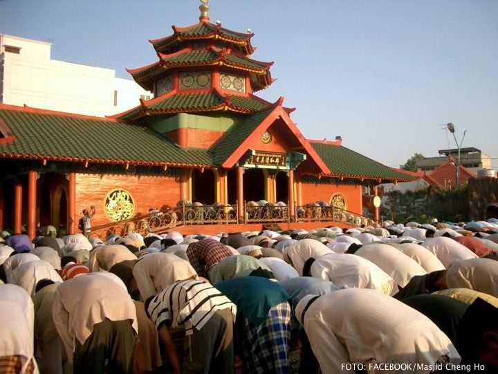 Akulturasi Budaya Dan Agama Saling Menguatkan Oleh Ardhani