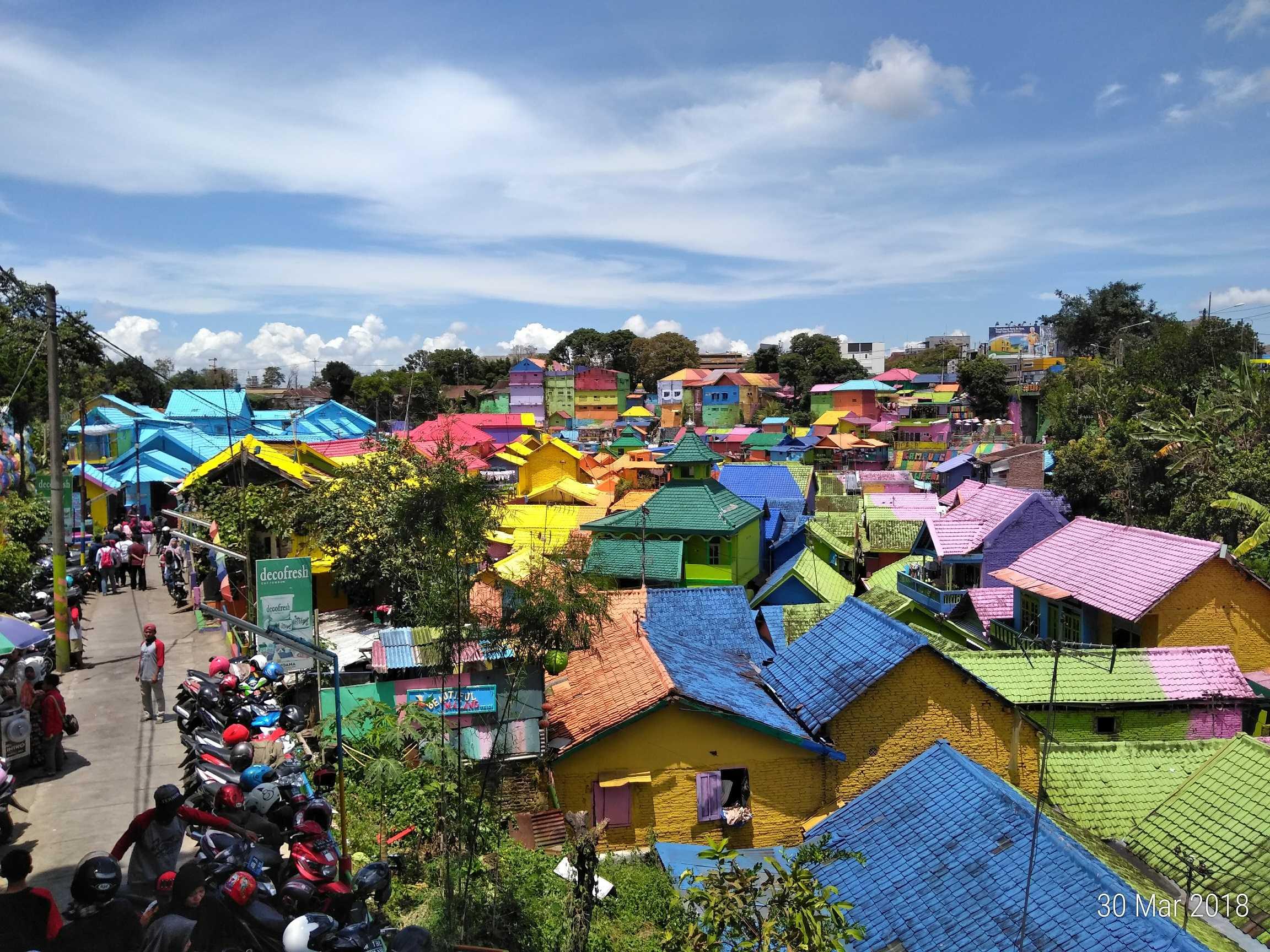 Kampung Wisata Jodipan, Bikin Warga Hidup Mapan - Kompasiana.com