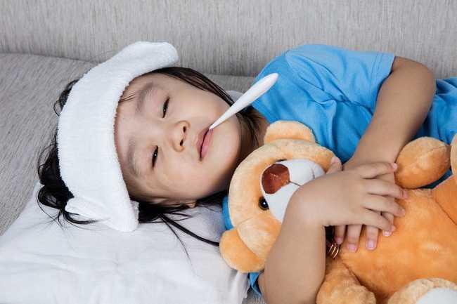 Obat Penurun Panas Dan Demam Untuk Anak Berkualitas