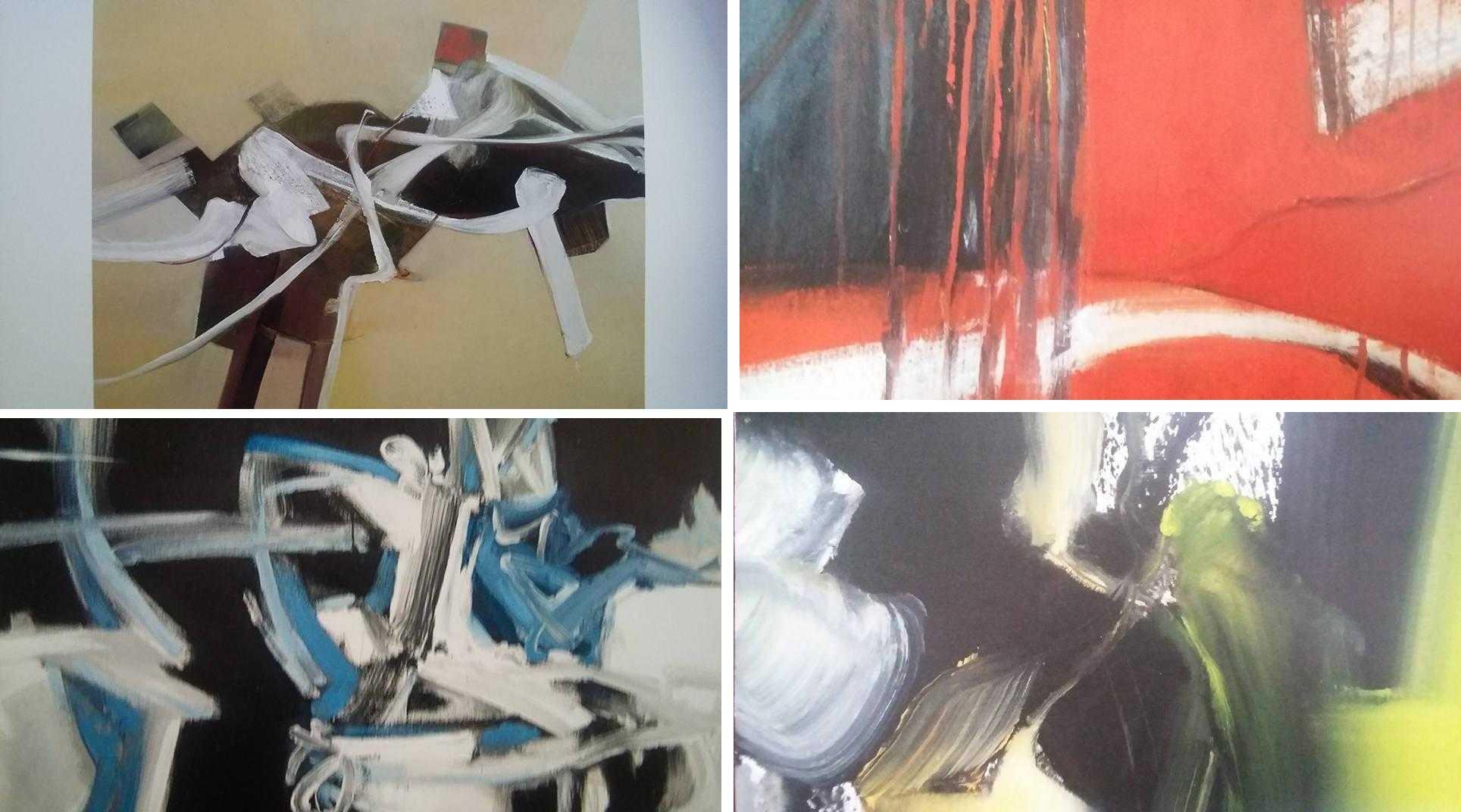 83+ Gambar Abstrak Non Figuratif Paling Keren