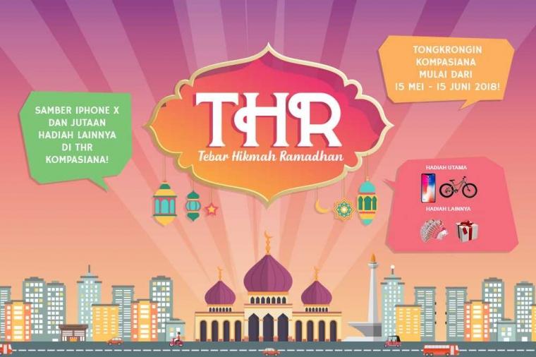 [HARI TERAKHIR] Satu Ramadhan Bercerita, Tebar Kisah dan Hikmah Sebulan Penuh