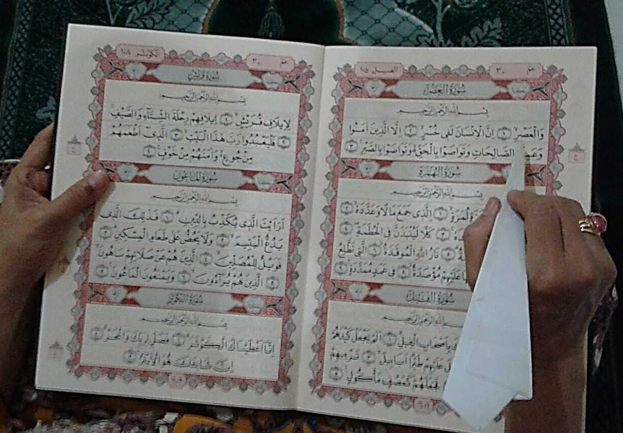 Surat Al Ashr Tiga Perintah Utama Tuhan Kepada Manusia