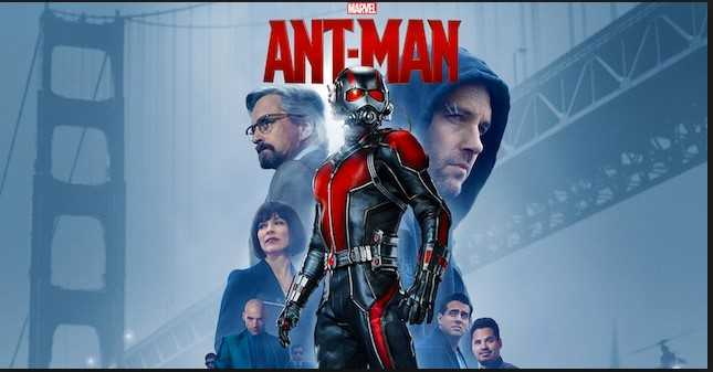 Ant Man 2015 Si Kecil Lincah Dan Bandel Dari Marvel Halaman All Kompasiana Com