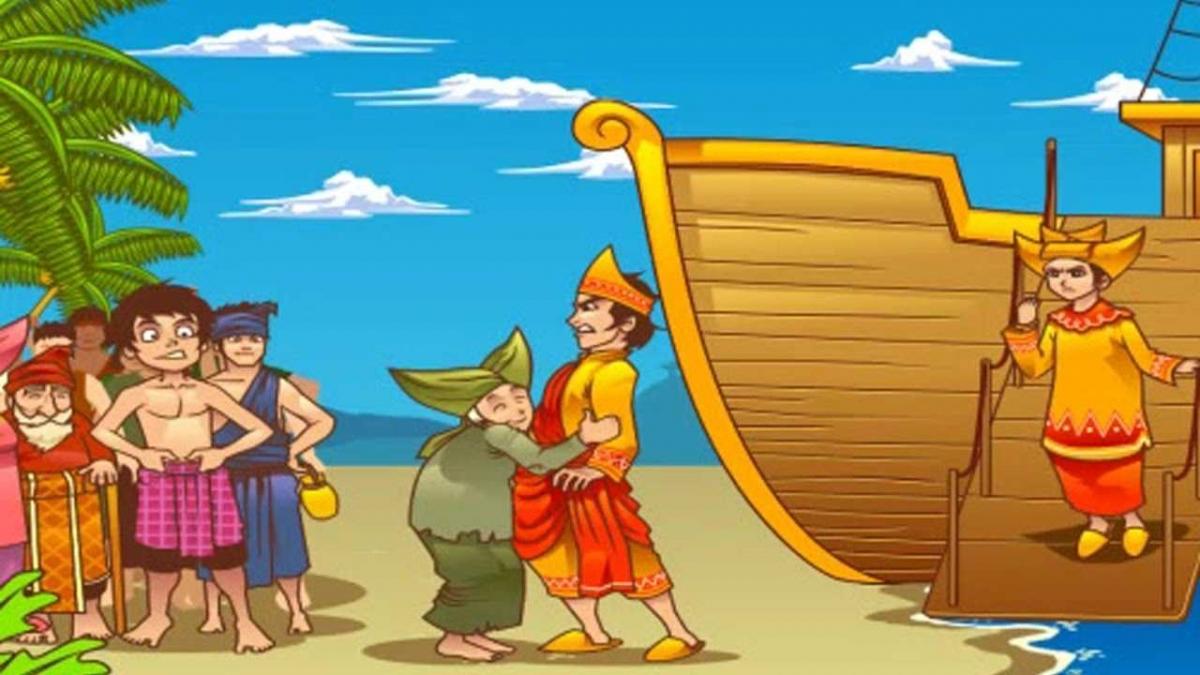 Perbedaan Dongeng Legenda Mitos Fabel Dan Hikayat Halaman All Kompasiana Com