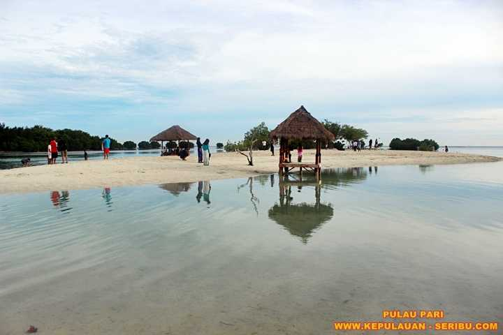 Pulau Pari Destinasi Wisata Pantai Pasir Perawan Dan Bukit Matahari Di Pulau Seribu Kompasiana Com