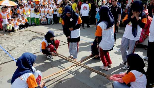 Permainan Tradisional Indonesia Yang Kini Hampir Punah Halaman All Kompasiana Com