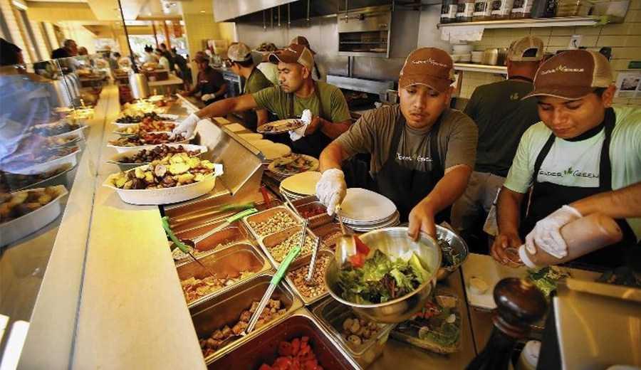 Simak Berikut Peluang Besar Membuka Restoran Fast Food Halaman 1 Kompasiana Com