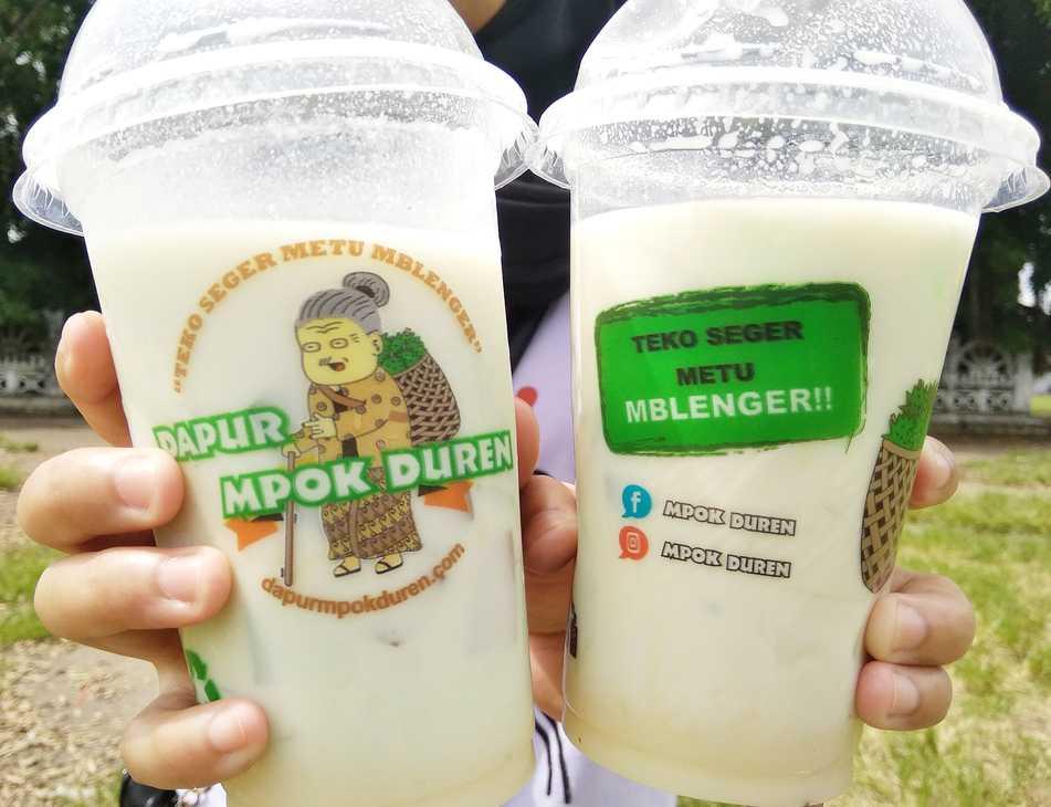 Apa Saja Isi Sajian Soup Durian Khas Dapur Mpok Duren Oleh Listomo