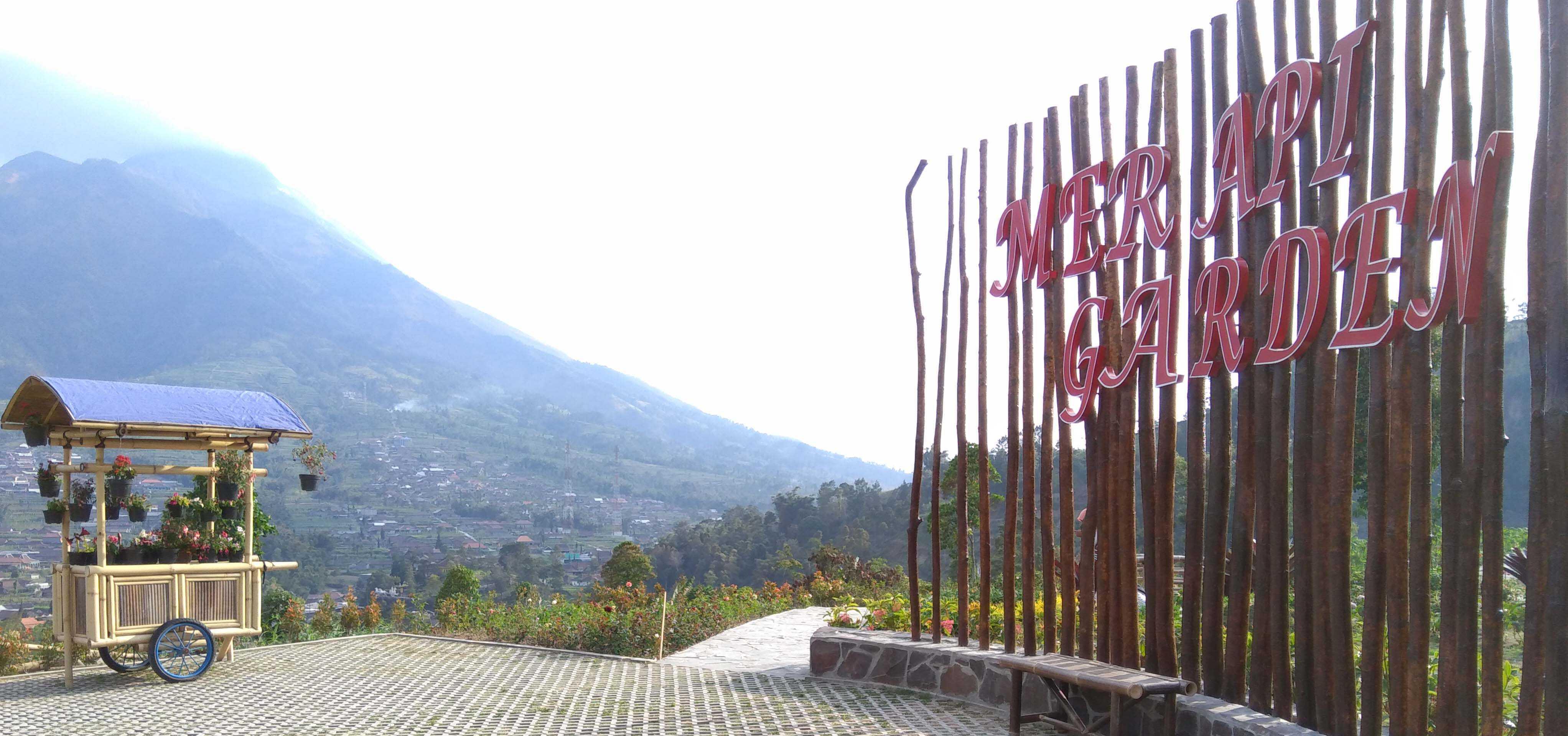 Merapi Garden Salah Satu Wisata Pertanian Di Boyolali