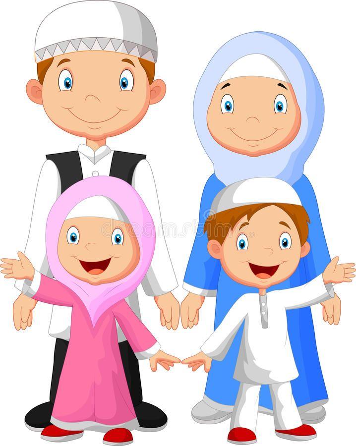 Mirzan Blog S 30 Ide Gambar Kartun Anak Muslim Dinasehati Ibu