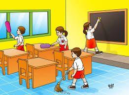 Gambar Kerja Bakti Di Lingkungan Sekolah Kartun Menanamkan Rasa Empati Anak Pada Lingkungan Sekitar Kompasiana Com