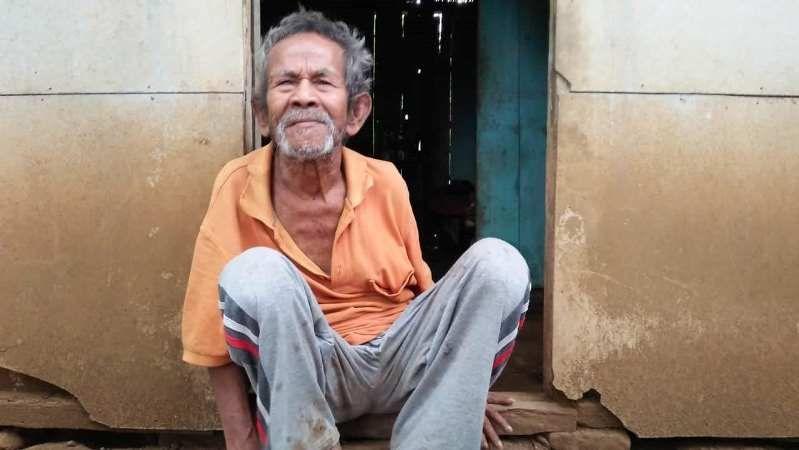 Perjaka Tua Ini Lumpuh Tak Berdaya Halaman All Kompasiana Com