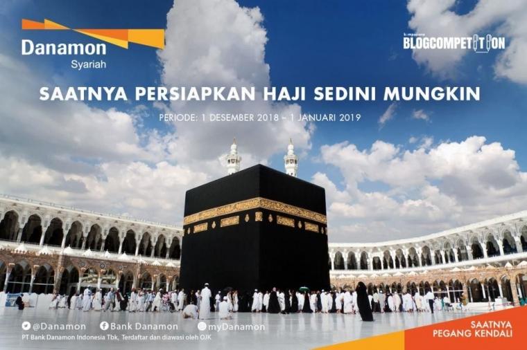 [HARI TERAKHIR] Yuk Saatnya Persiapkan Haji Sedini Mungkin!