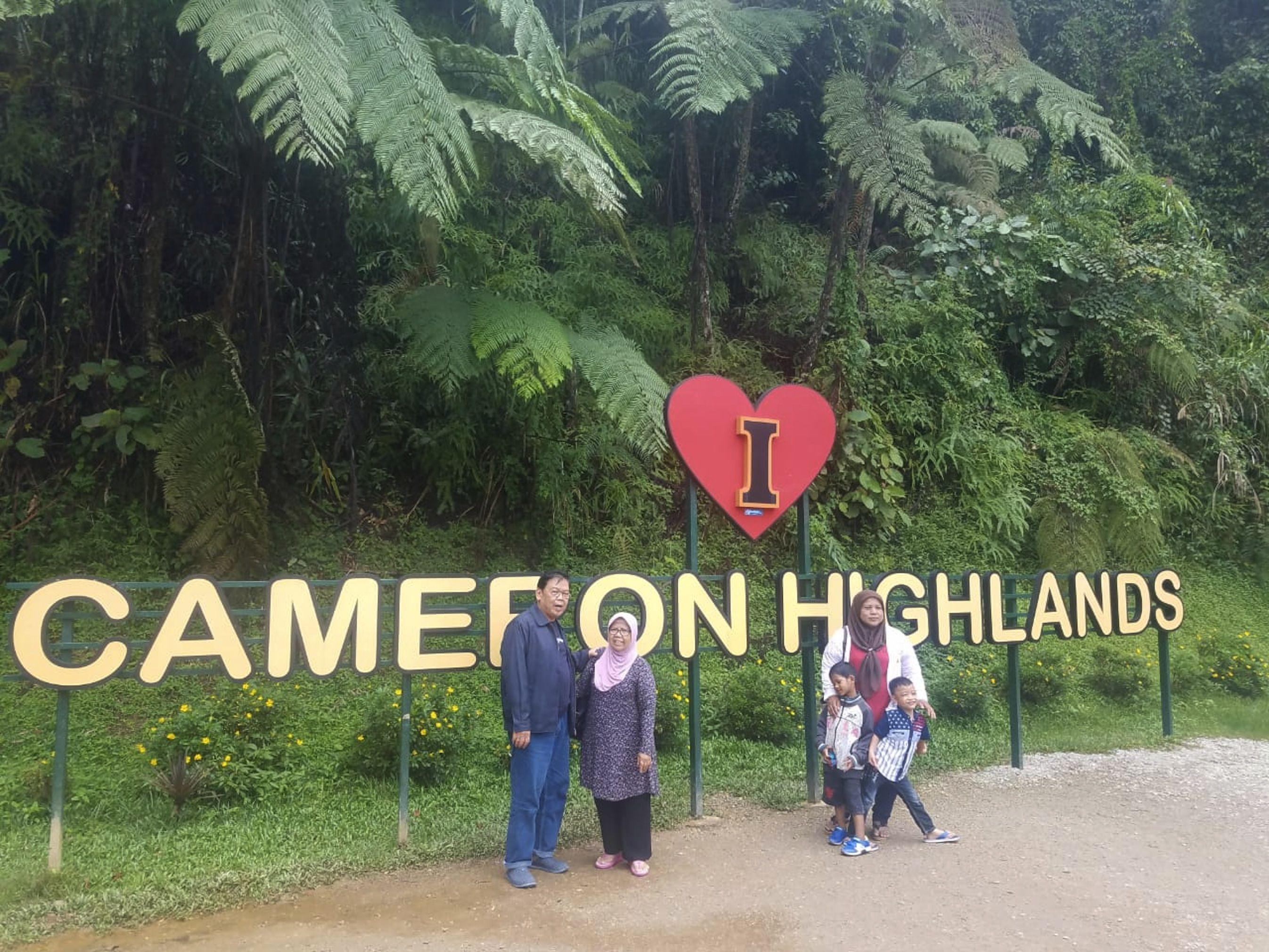 Cameron Highlands Objek Wisata Berpotensi Geser Popularitas