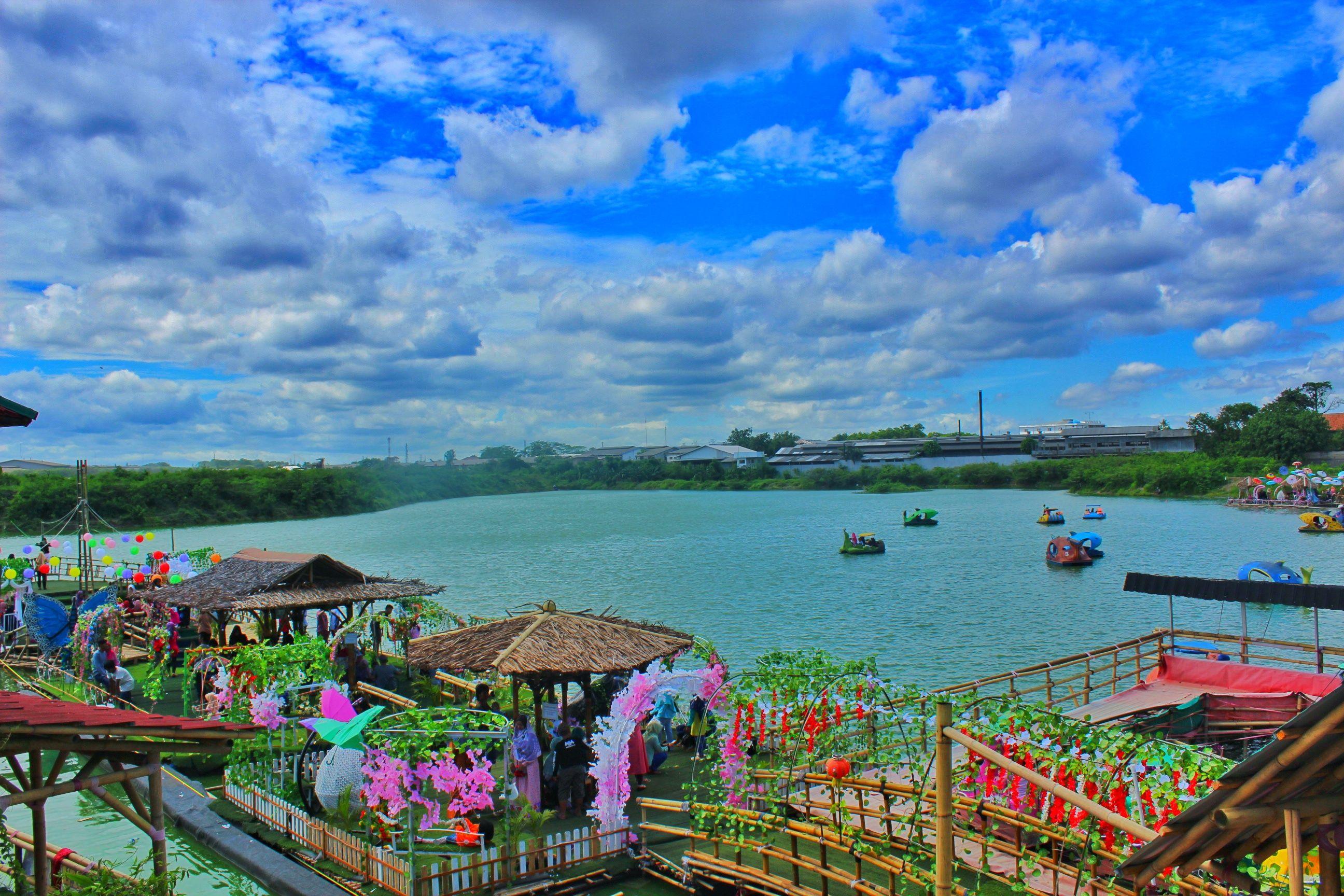 Situ Cilongok, Destinasi Wisata Baru di Kabupaten Tangerang