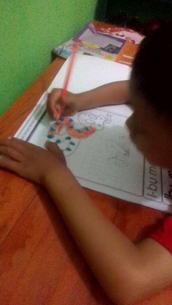 Manfaat Mewarnai Bagi Anak Oleh Muhamad Jalil Halaman All