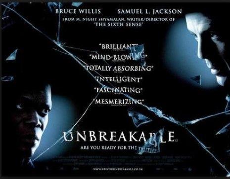 Film Unbreakable 2000 Kisah 2 Pria Rapuh Mencari Tujuan Hidup Halaman 1 Kompasiana Com