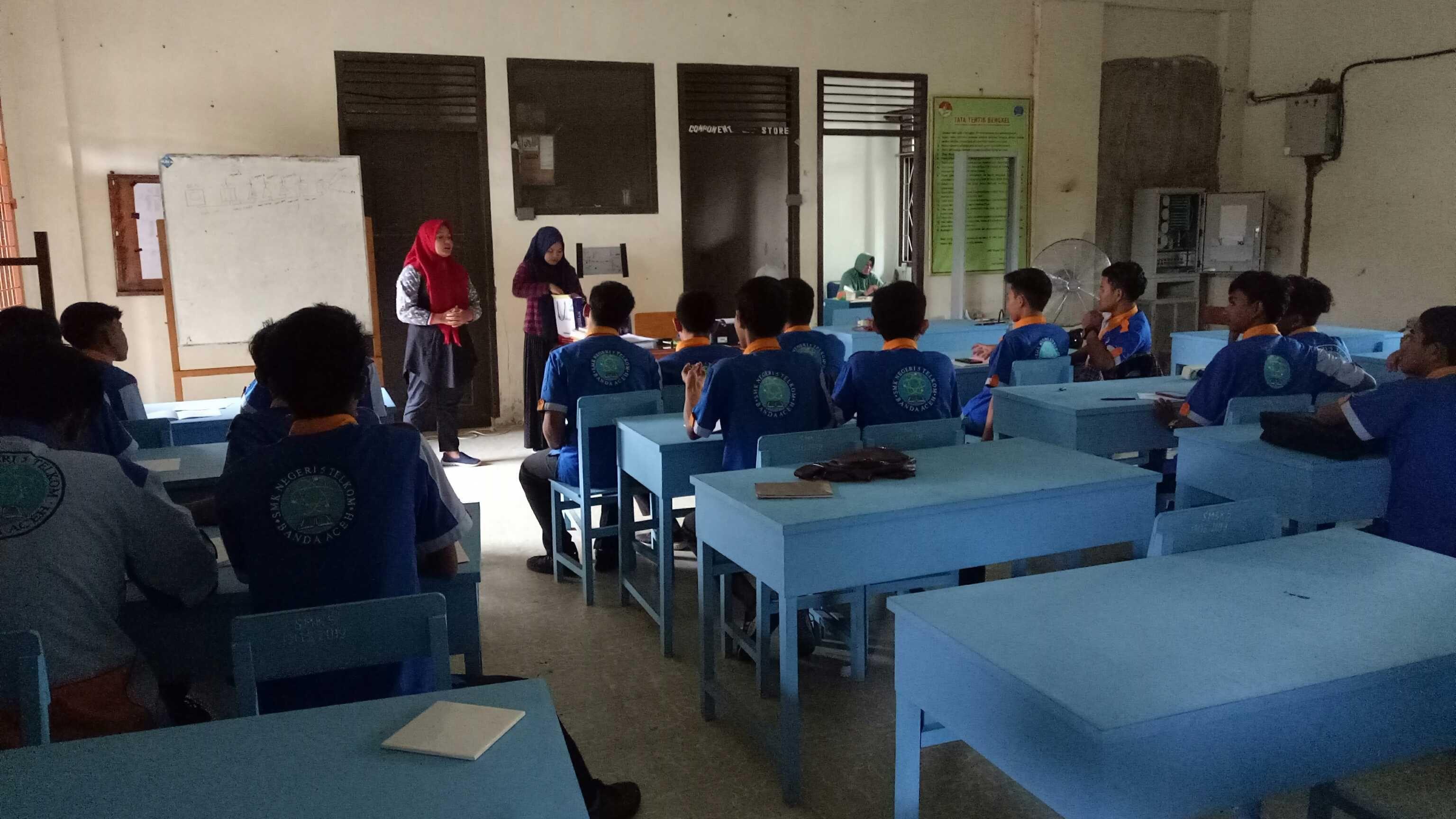 Smkn 5 Telkom Banda Aceh Butuh Perhatian Pemerintah Halaman 1 Kompasiana Com