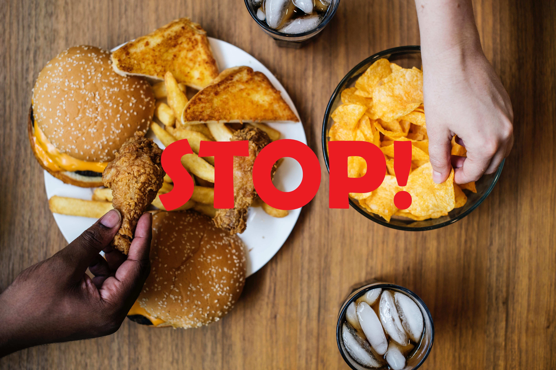 Inilah Alasan Mengapa Anda Harus Menghindari Junk Food