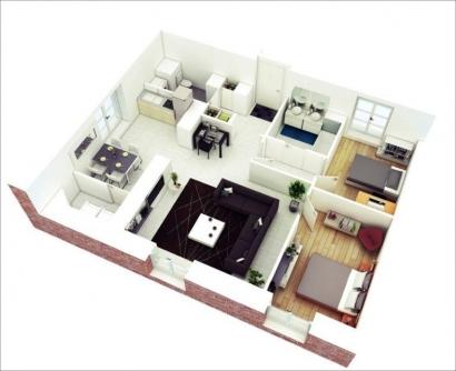 88 Desain Rumah Minimalis Type 36 Modern 2020 Halaman 1 Kompasiana Com