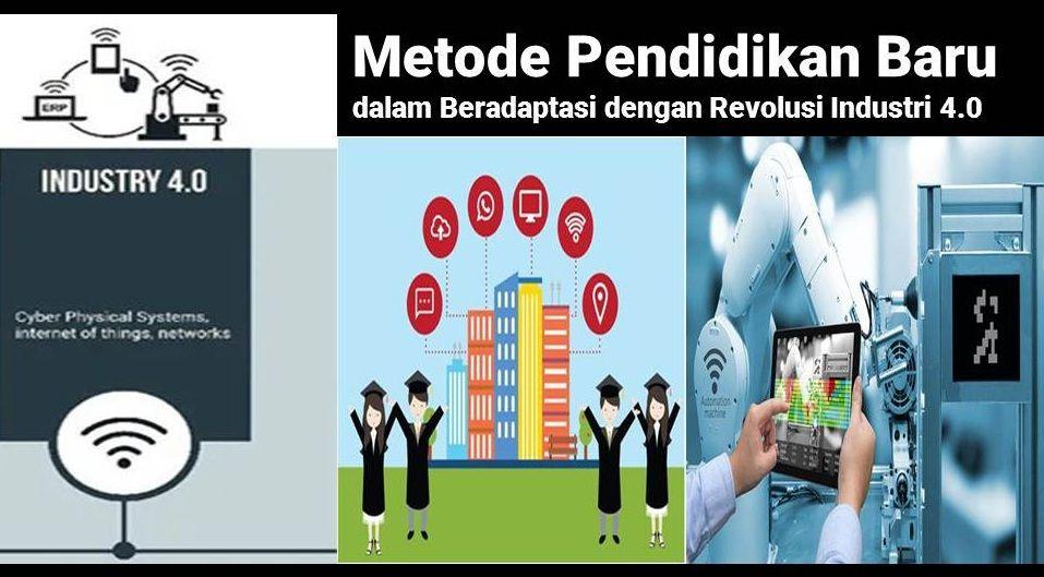Metode Pendidikan Baru Dalam Berdaptasi Revolusi Industri 4 0 Halaman 1 Kompasiana Com