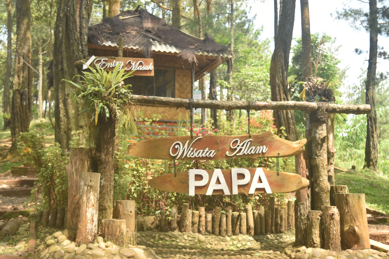 Wisata Alam Murah Meriah, Panorama Pabangbon Bogor - Kompasiana.com