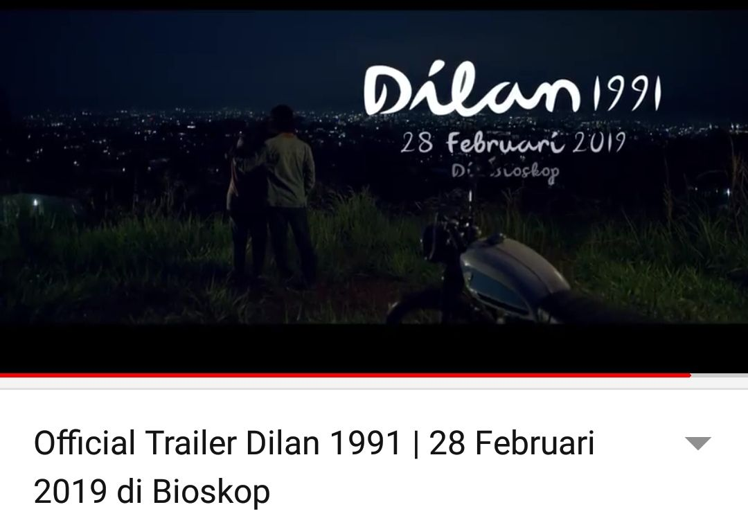 "Demam ""Dilan 1991"" Dan Nostalgia Masa SMA Halaman All"