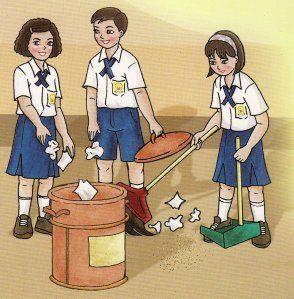 Belajar Sehat Diawali Dengan Lingkungan Bersih Di Sekolah Halaman 1 Kompasiana Com