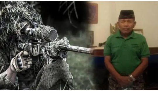 Sniper legendaris terbaik Indonesia dan dunia; Tatang Koswara Sejarah dan riwayatnya