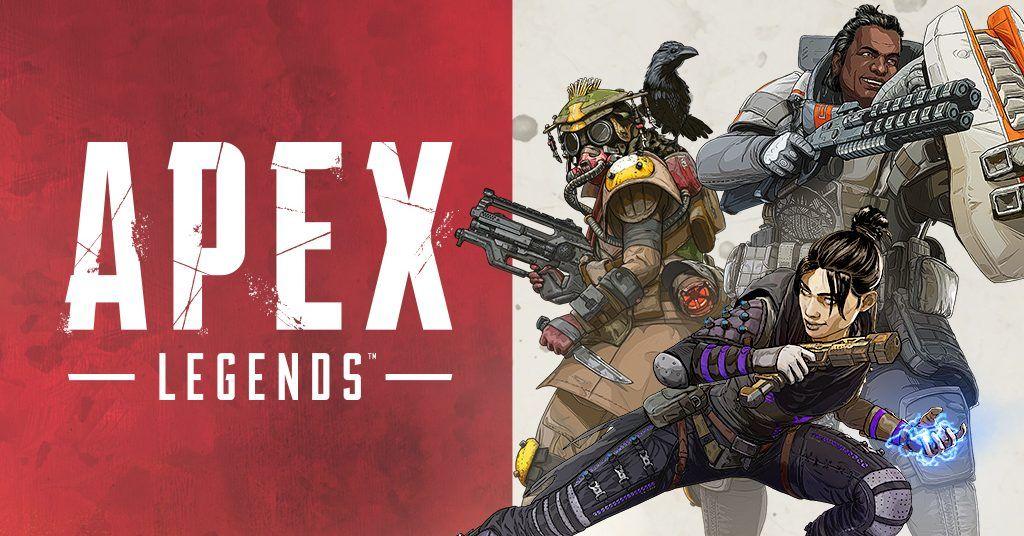 Kepopuleran Apex Legends Menyaingi PUBG dan Fornite