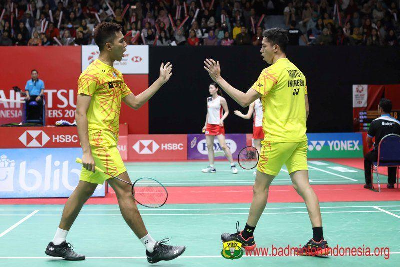 Jegal Singapura, Indonesia Tantang Jepang di Semifinal Tong Yun Kai Cup