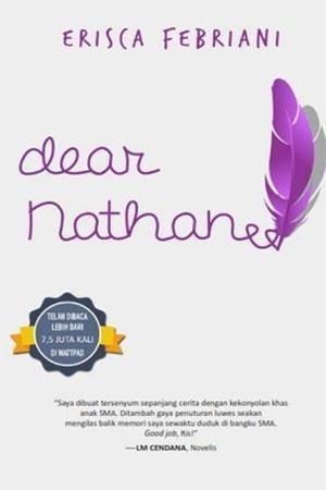 Resensi Novel Dear Nathan Halaman All Kompasiana Com