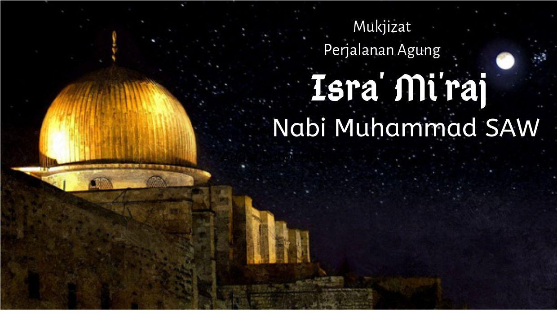 Isra Miraj Perjalanan Agung Nabi Muhammad Yang Meneguhkan Keimanan Setiap Muslim Halaman 1 Kompasiana Com