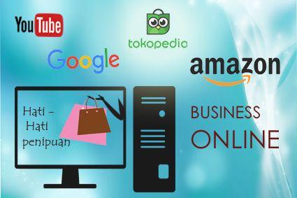 Penipuan Dalam Bisnis Online Yang Meresahkan Halaman 1 ...