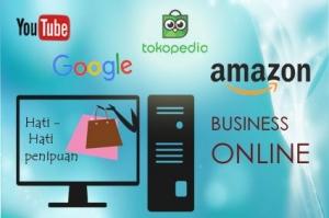 Penipuan Dalam Bisnis Online Yang Meresahkan Halaman 1